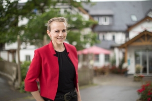 Daniela Tigges - die innovative Hotel-Unternehmerin