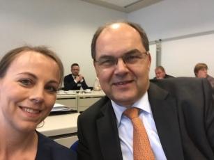 Bundesgesundheitsminister Christian Schmidt