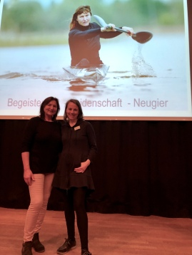 Deutschlands erfolgreichste Sportlerin aller Zeiten: Kanutin Birgit Fischer