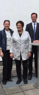 Bundeswirtschaftsminister Brigitte Zypries